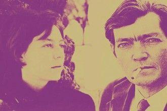 Alejandra Pizarnik y Julio Cortázar