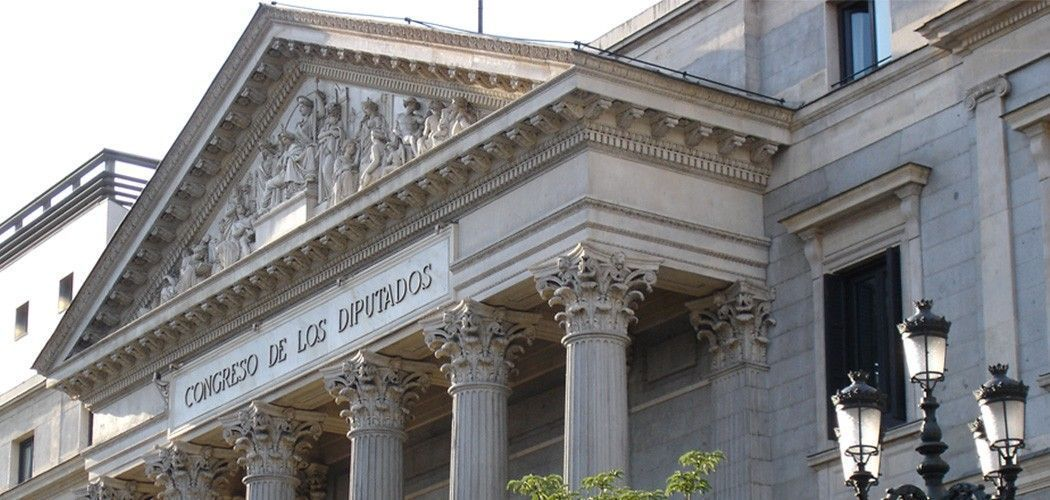 Fotografía de losmininos - Congreso de los Diputados - publicada en Wikimedia Commons bajo licencia CC-BY-SA