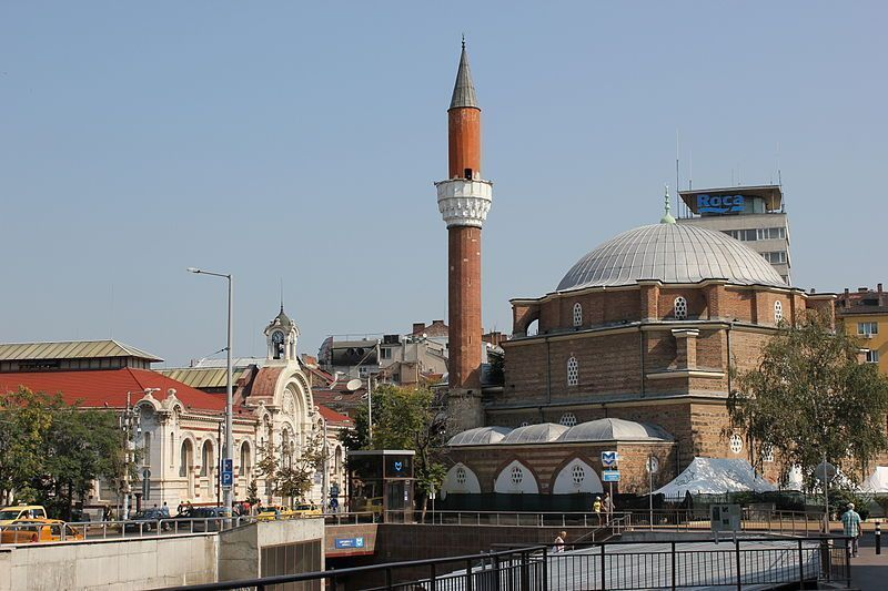 Mezquita en Sofía - Fotografía de Julian Nitzsche [CC BY-SA 3.0]