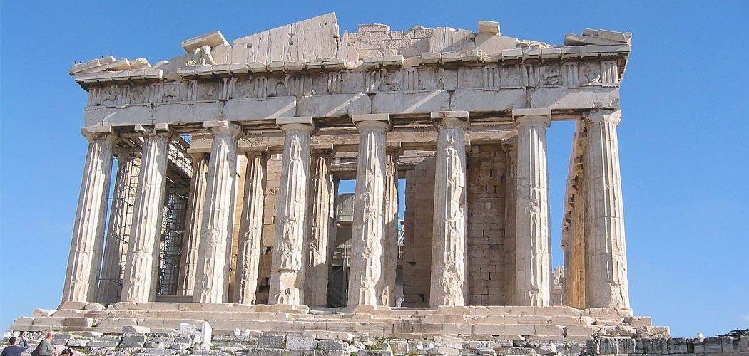 El Partenón por Harrieta171 CC-BY-SA-3.0