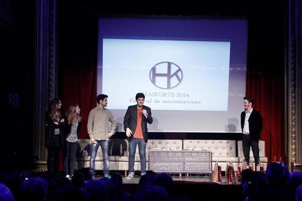 Gala del festival Haikurts 2014. Foto de Laia Tubío