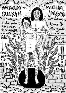 Adiós crestas, hola punk de Manuel Jubera con ilustración de Paco Tuercas | La Grieta Online