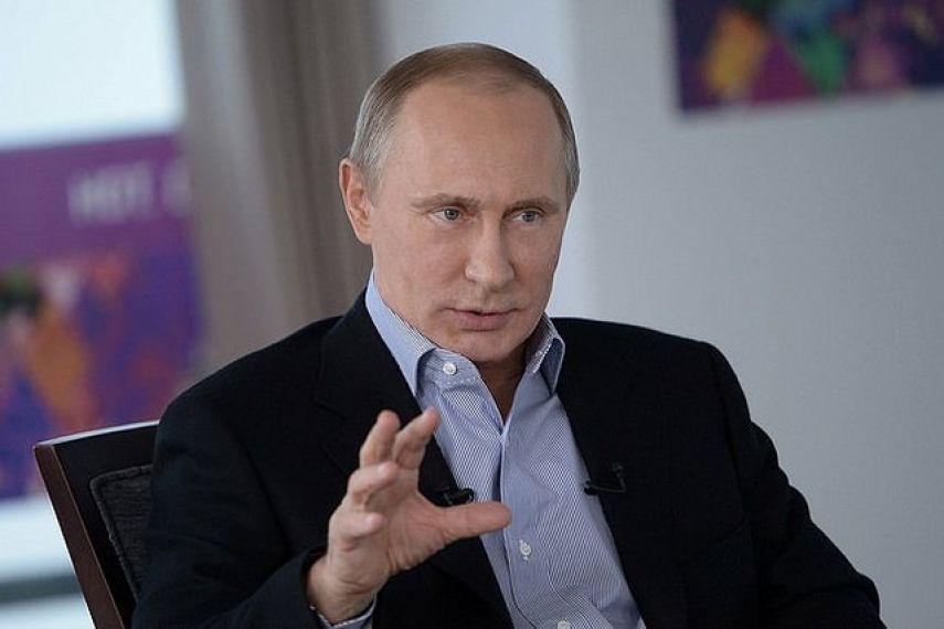 Vladimir Putin, el último zar soviético