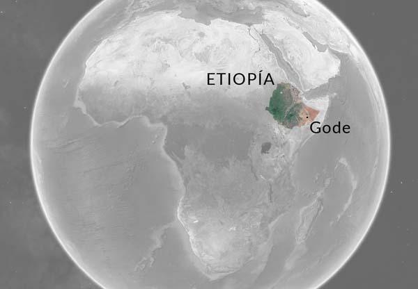 Zona de Gode, Región Somalí, Etiopía