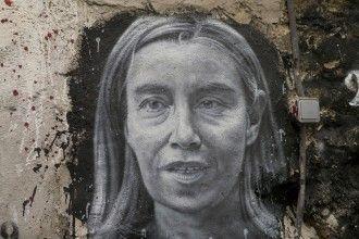 Federica Mogherini - Fotografía de Tierry Ehrmann