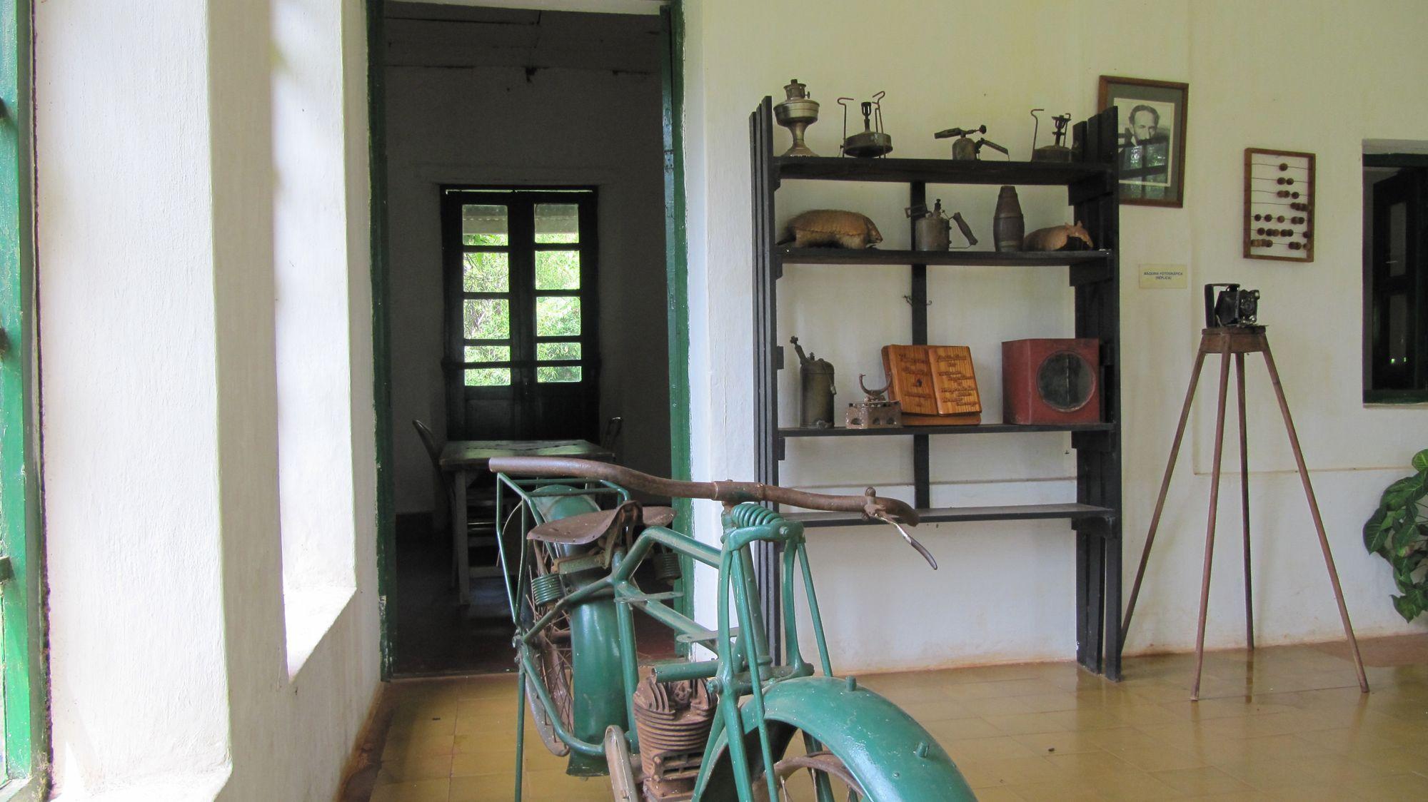 Casa de Horacio Quiroga en la selva de Misiones. Fotografía de Hugo Pardo Kuklinski(Flickr/CC)