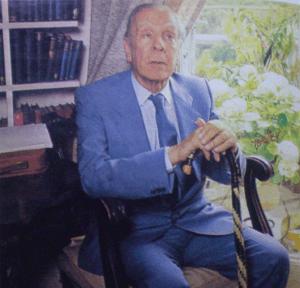 Jorge Luis Borges(1976)