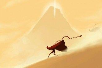 Imagen del videojuego 'Journey'