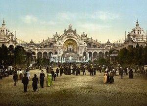 Exposición universal, 1900 (París)