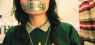 Silence. Jemma D/Flickr(CC)