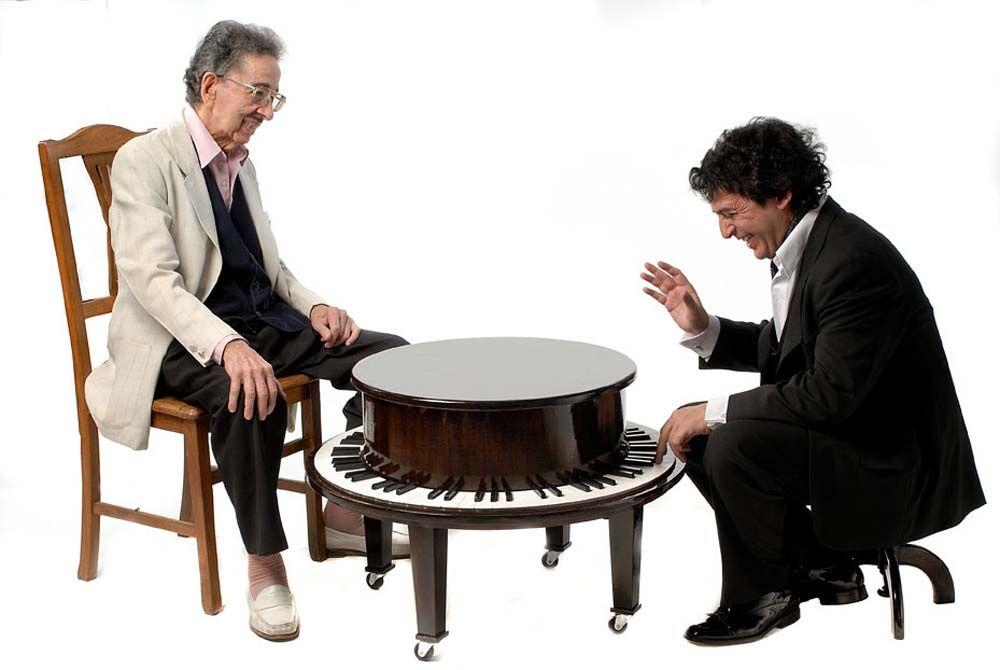 'Salgán & Salgán: un tango de padre e hijo', Caroline Neal.