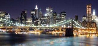 Manhattan Bridge, NYC II. (CC Andrew Mace/Flickr)