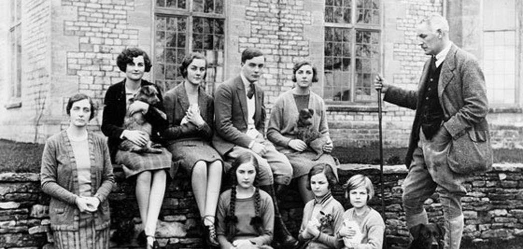 La fascinación por seis hermanas o ¿por qué todavía no me apellido Mitford?