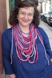 La autora Clara Obligado