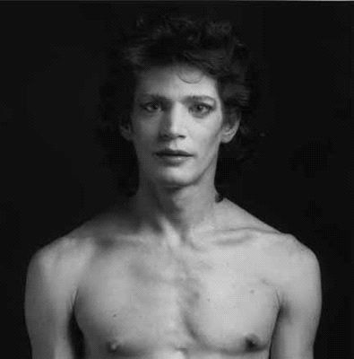 Robert Mapplethorpe (1980). Vía Flickr/Elvert Barnes