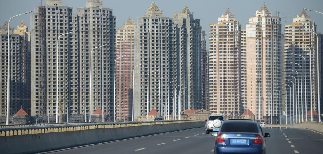 Dalian China Urbanismo