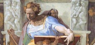 Daniel, fresco de Miguel Ángel en la Capilla Sixtina. (CC-Wikipedia)