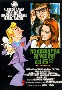 No desearás al vecino del quinto (Ramón Fernández, 1970)