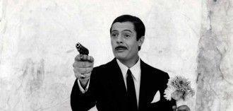 Marcello Mastroianni en 'Divorzio all'italiana' (Pietro Germi, 1961).