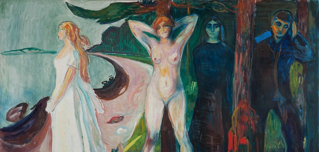 Munch, el gran desconocido: Entrevista a Paloma Alarcó