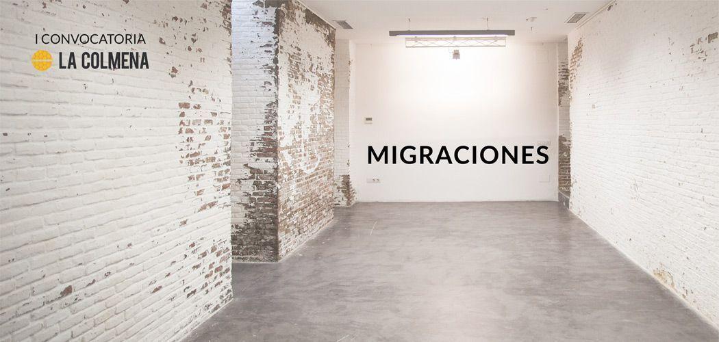 Migraciones: exposición colectiva de La Colmena
