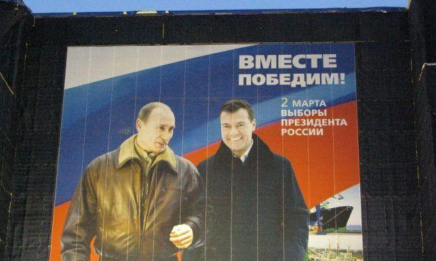 ¿Conoce usted a Dmitri Medvédev? Porque no toda la política rusa es hacia el exterior