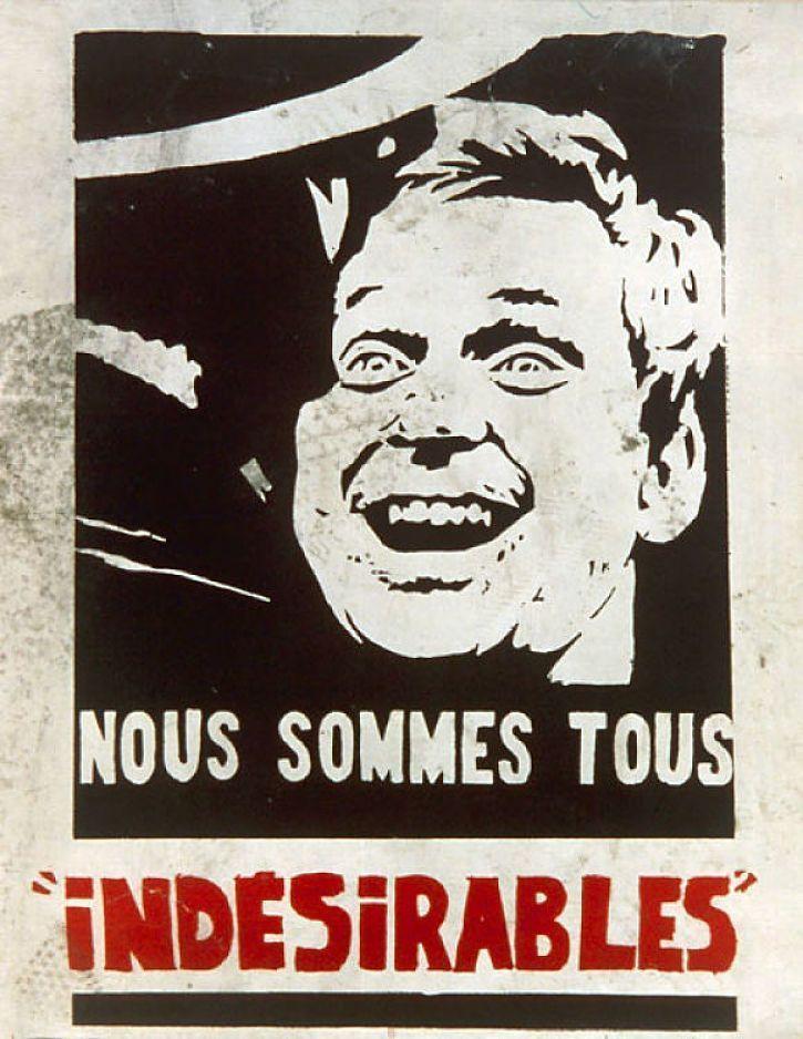 «Nous sommes tous indésirables», de Charles Perussaux