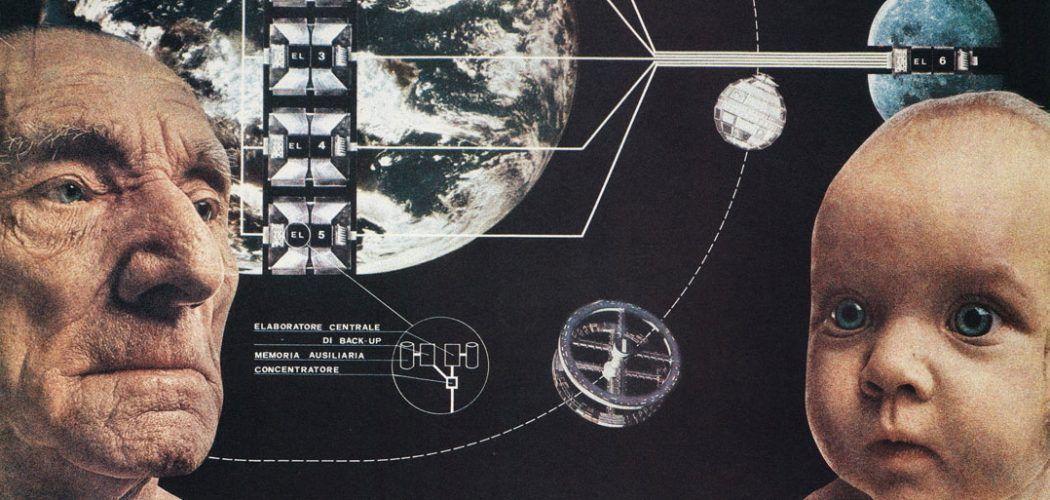 © Superstudio, Atti Fondamentali, Educazione, Progetto 1, 1971. Collezioni MAXXI Architettura. Fondo Superstudio