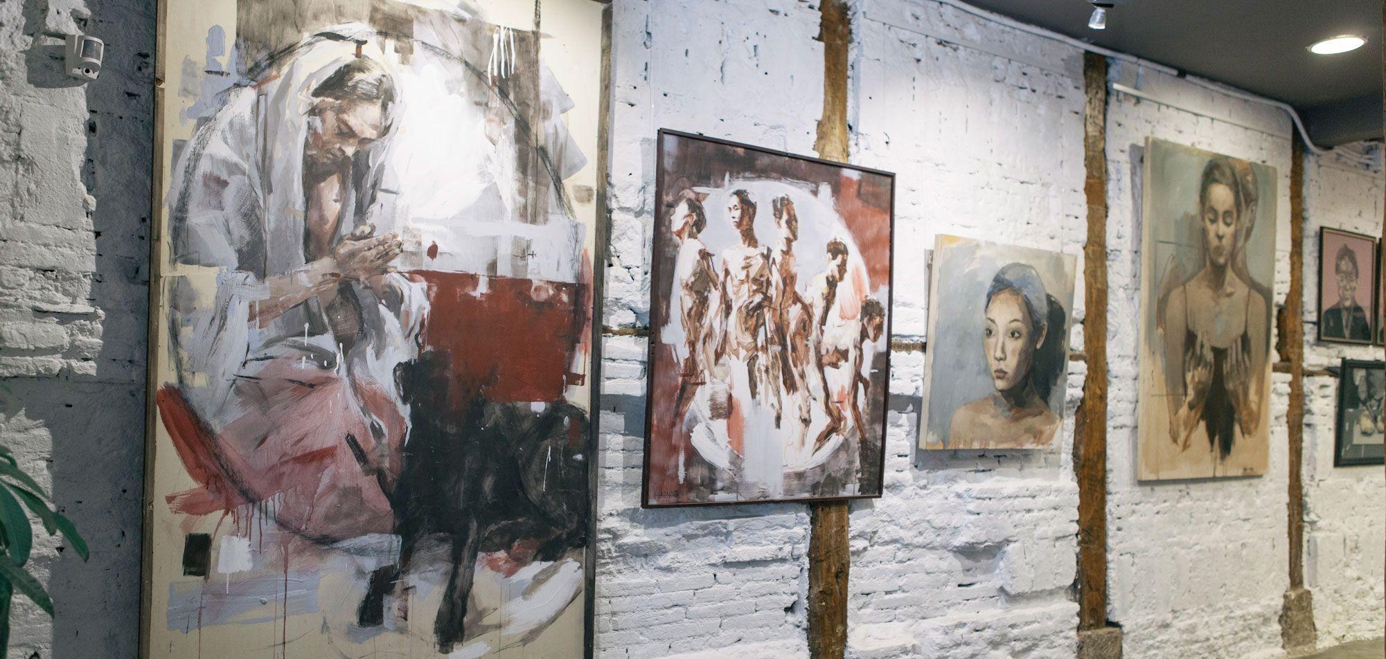 ¿Dónde está el futuro de las galerías de arte?