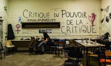 Nuit Debout (IV): París 8. Centro de resistencia