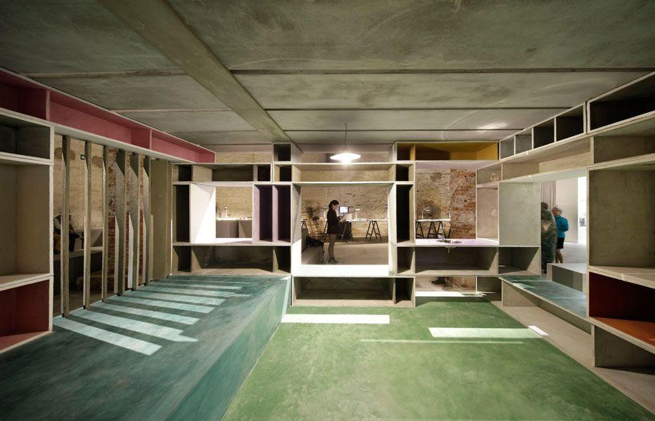'Full Fill Home', la casa modular diseñada por Anupama Kundoo para la Bienal de Arquitectura de Venecia 2016. Foto: Javier Callejas.