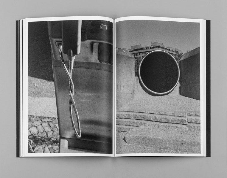 Imagen del fotolibro 'The Castle' de Federico Clavarino (Dalpine, 2016).