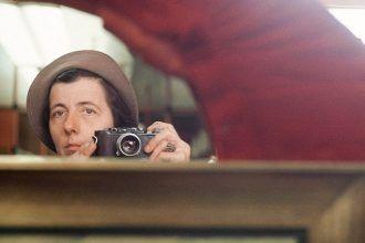 Autorretrato de Vivian Maier, sin fecha.