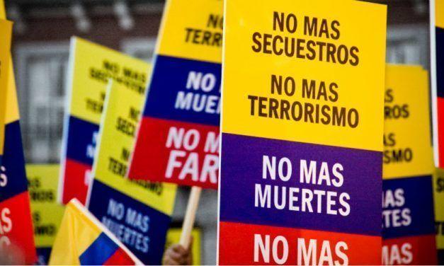 Colombia, paz o plomo
