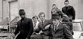 Group of 60s Mods   © Kluchit
