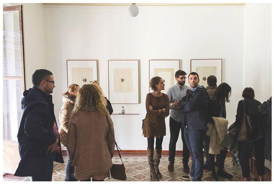 Exposición 'Lumiere du Midi' en El Cuarto de Invitados. Foto: Manuel Ruiz Gabarrón.