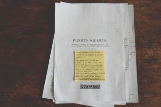 Nuevas bases de Puerta Abierta. Foto: Manuel Ruiz Gabarrón.