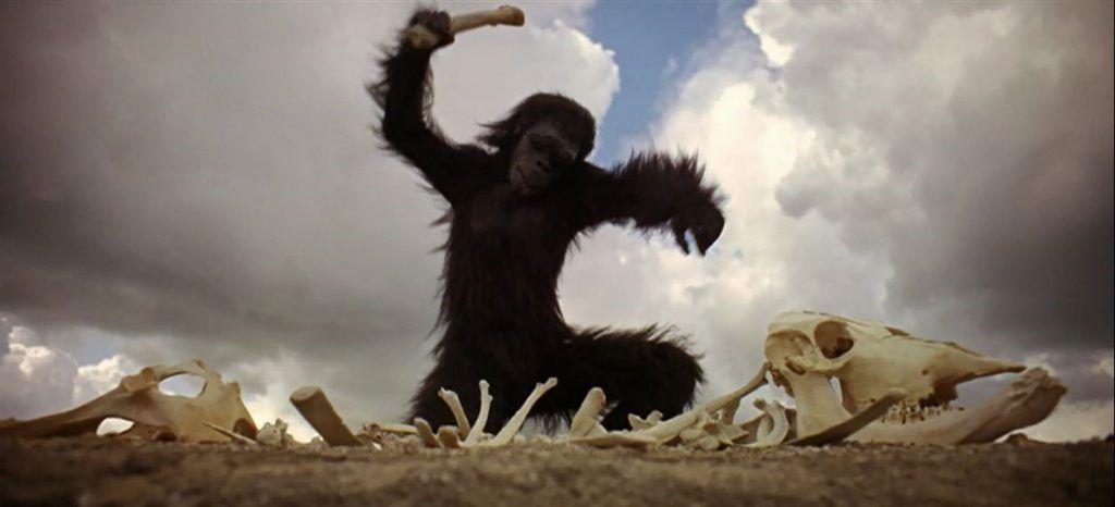 Fotograma de la película '2001: Una odisea en el espacio' (Kubrick, 1968)