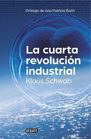 Último libro de Klaus Schwab, fundador del WEF.