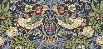 Diseño de William Morris.