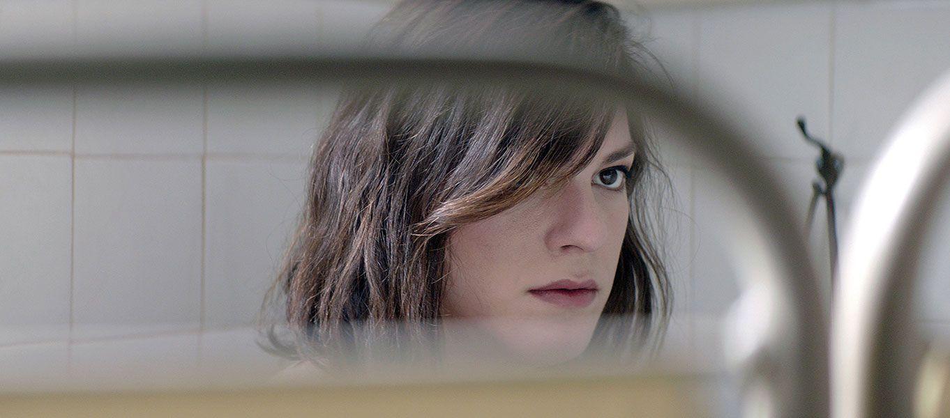 Daniela Vega en un primer plano de 'Una mujer fantástica', de Sebastián Lelio.