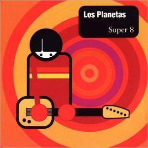 Portada del disco de Super 8 (RCA Records, 1994). El diseño gráfico estuvo a cargo de Javier Aramburu