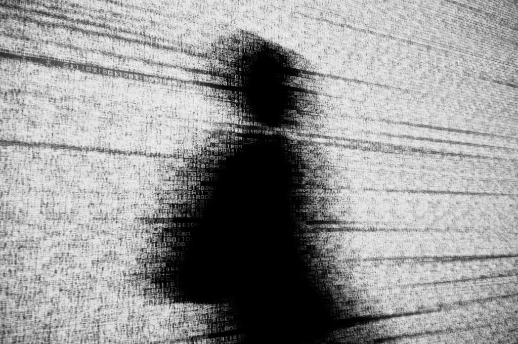 Data Path. Obra de Ryoji Ikeda. Fotografía de r2hox publicada en Flick bajo licencia CC.