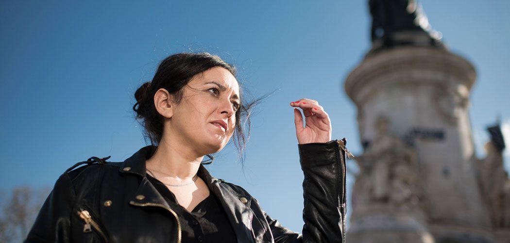 Leïla Chaibi: «La fuerza de Mélenchon ha sido transformar el hartazgo en esperanza»