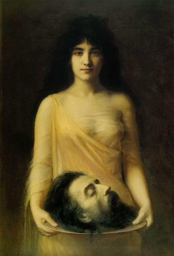 Jean Benet (1899), Salomé, Musée d'arts de Nantes