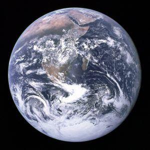 Blue Marble - Imagen de la Tierra desde el Apollo 17