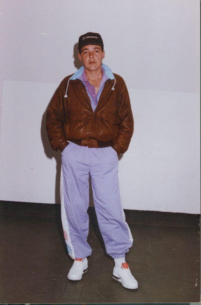 Javier Medina, hijo de Pilar Aural. Fundadora de la asociación El Pato Amarillo. Foto de archivo.