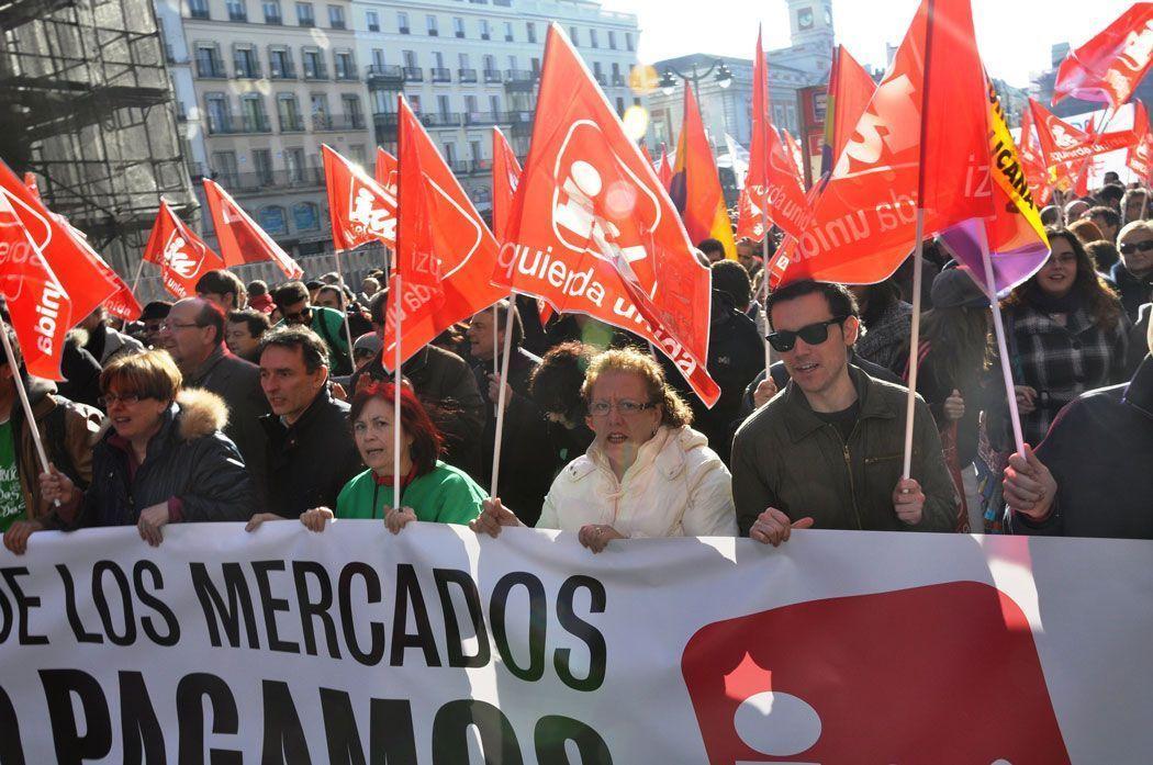 Manuel Monereo: «Si IU hace una lectura de repliegue interno, en competencia con Podemos, no tendrá mucho futuro» (Parte II)