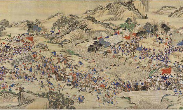 Historias de Oriente (V): El hijo de Dios y la madre de las rebeliones