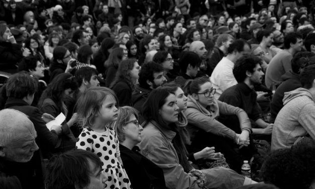 Nuit Debout (II): Liberar la palabra